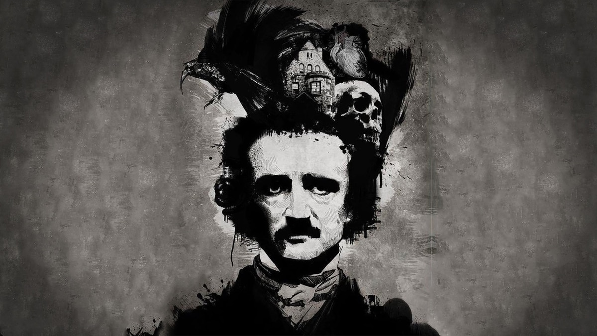 10 cosas que no sabías de Edgar Allan Poe. - BeIsBook