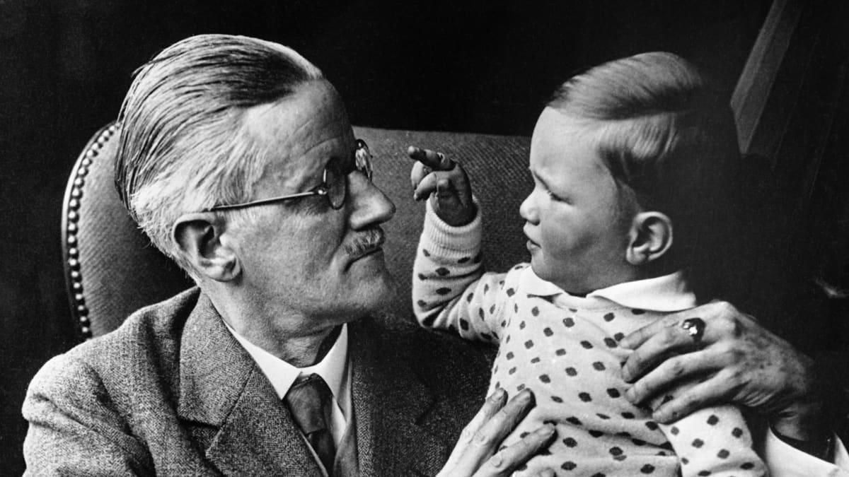 10 Momentos En Los Que James Joyce Habló Claro Beisbook